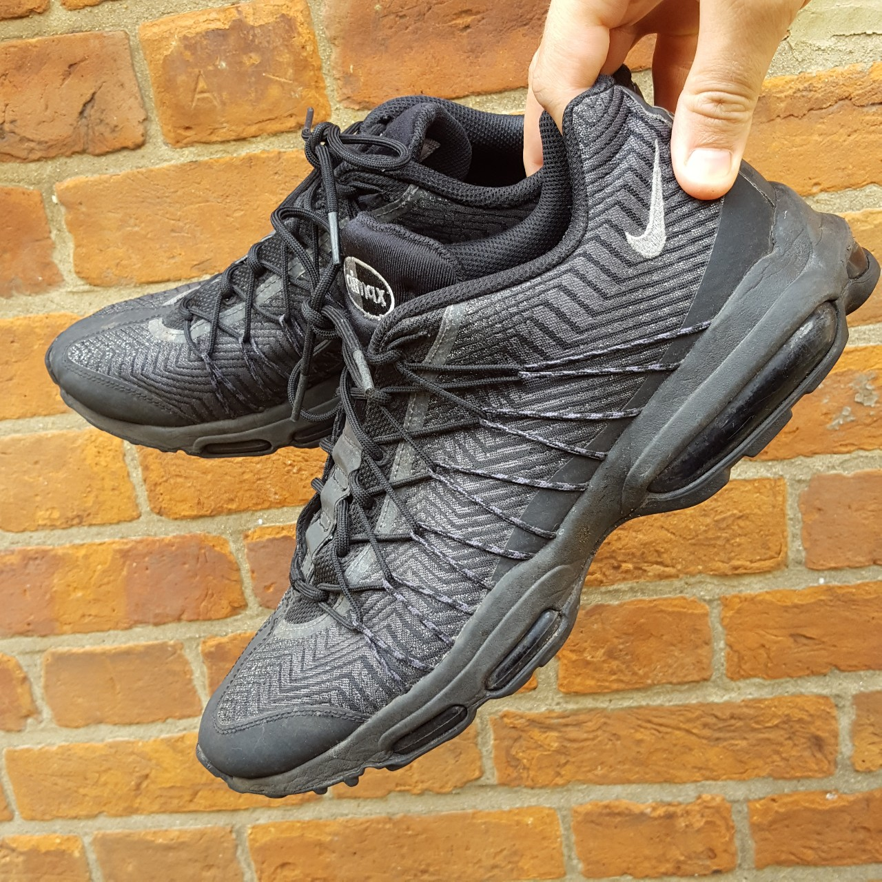 Nike air max 95 ultra jcrd, amazing condition . No Depop
