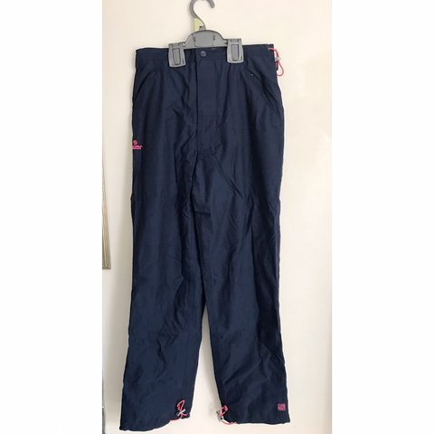 ed8a497f9b7 Open to offers PM me. Navy USA bear urban wear trousers. 8