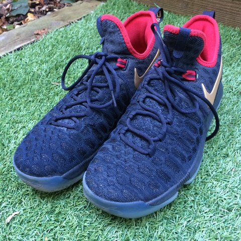 61434b1aee0d Nike Zoom KD9 Lmtd USA Gold Medal Olympic Basketball shoes - Depop