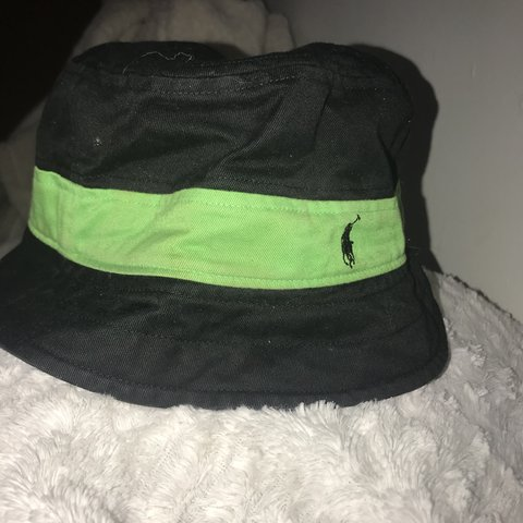 8843af2a POLO BUCKET HAT.. price negotiable - Depop