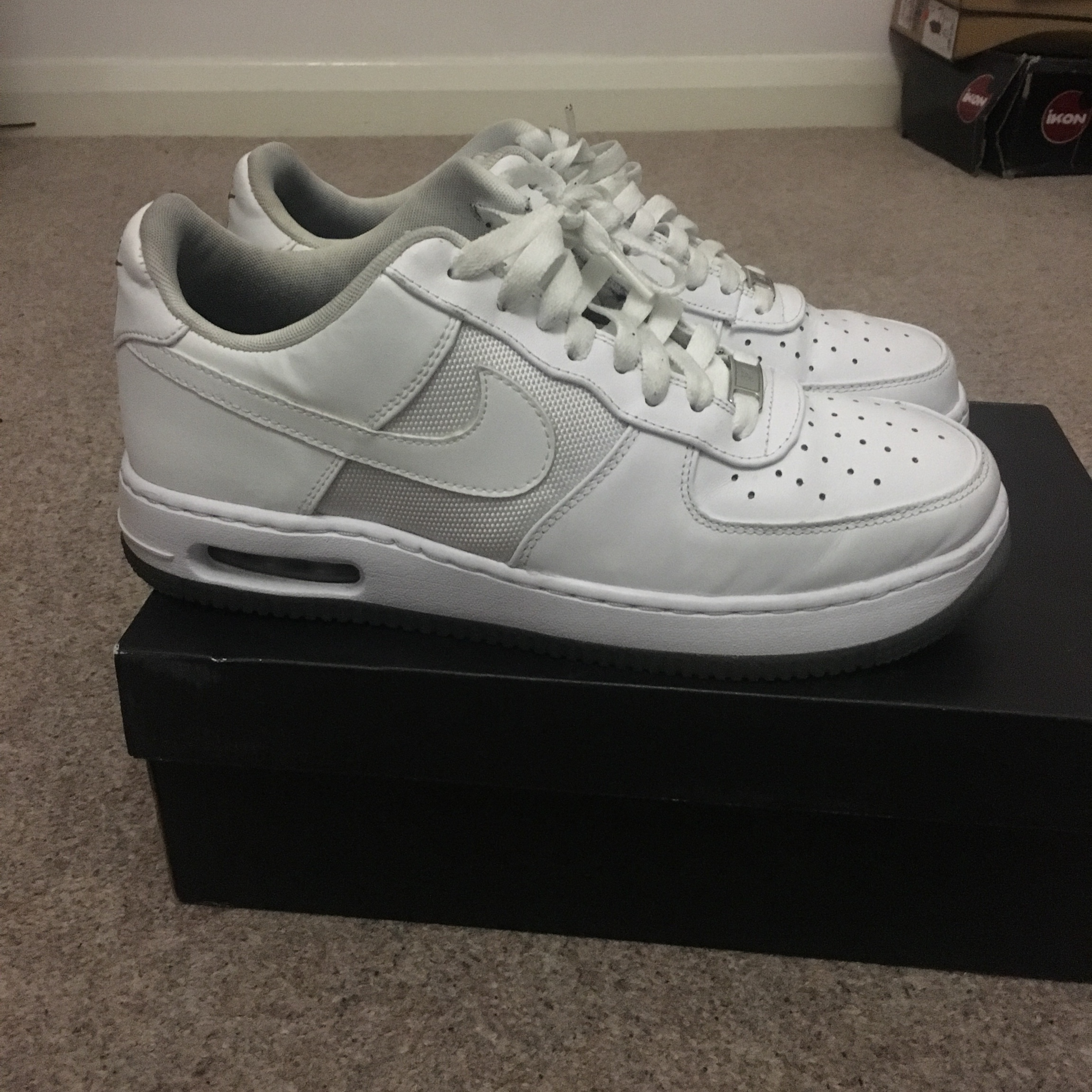 Air Force 1 Elite with Air bubble\\light