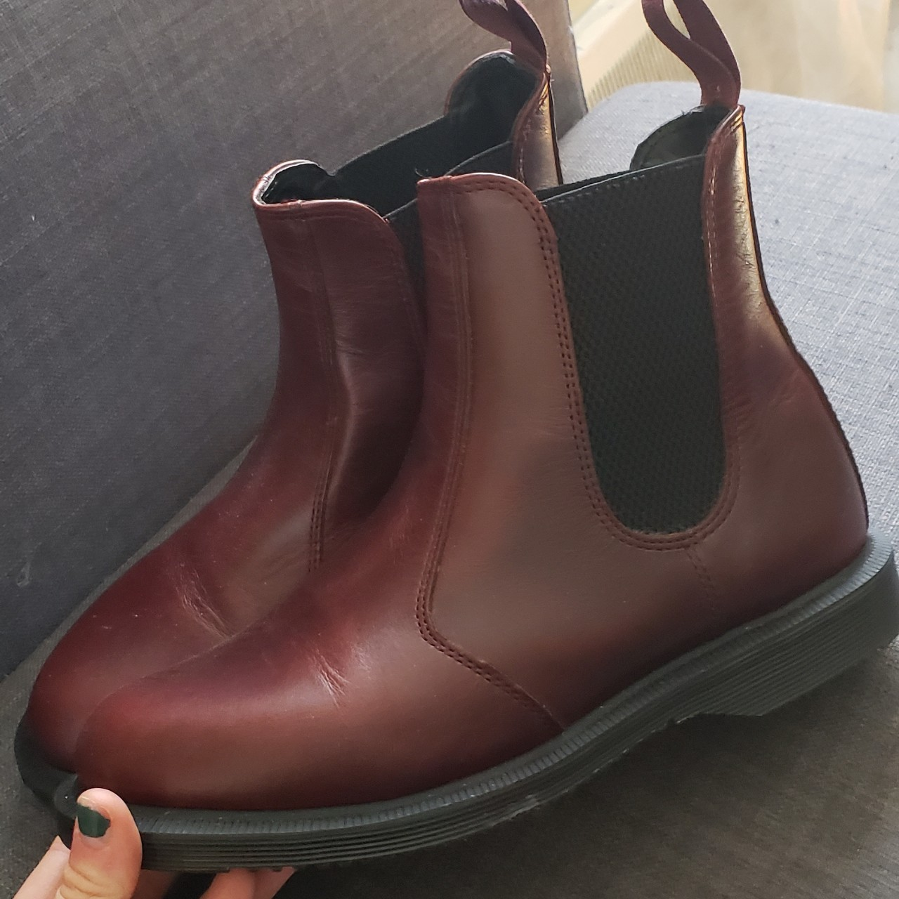 Dr Martens Hudson Style Chelsea Boots NWT