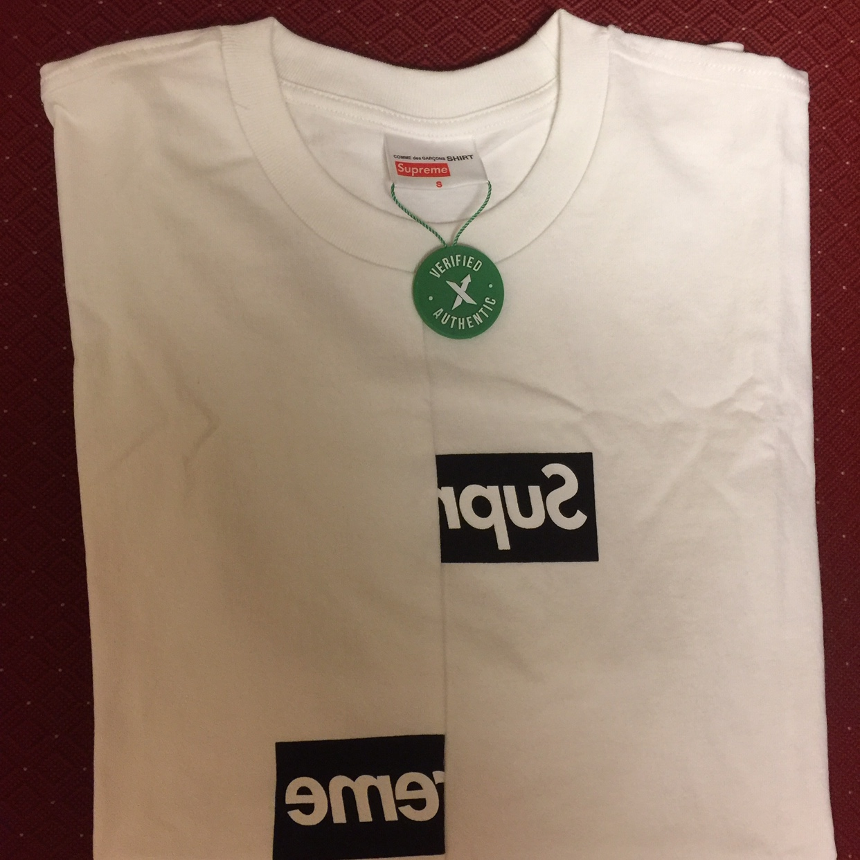 e3354940 hype4salefl. Tallahassee, United States. Deadstock Supreme CDG box ...