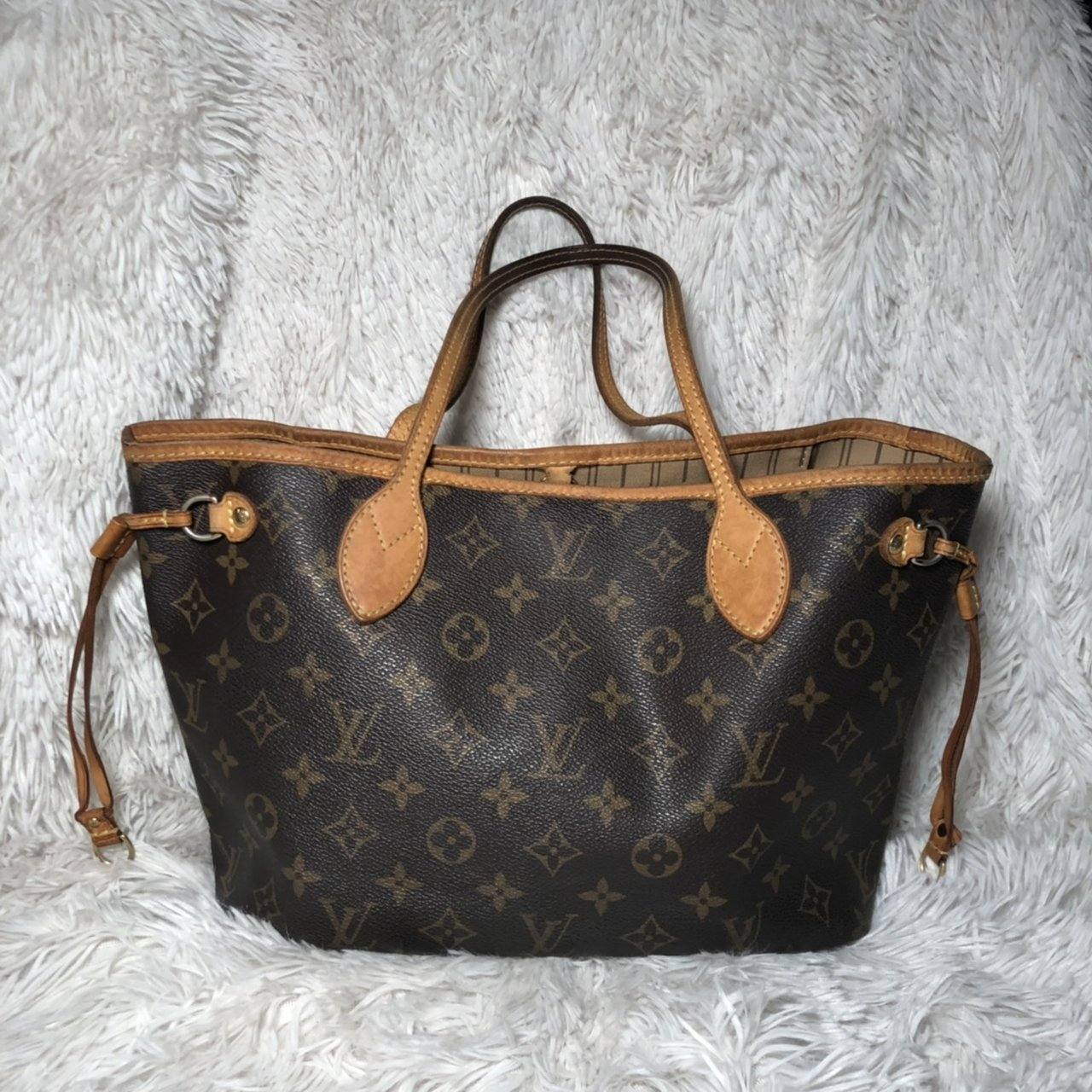 d2ee40494 @ashmmatrix. 3 months ago. Pringle, United States. Authentic Louis Vuitton  neverfull pm