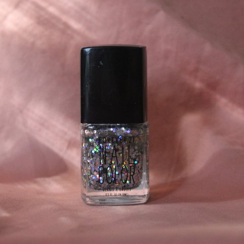 Forever 21 holographic glitter nail polish top coat 💘 FREE - Depop