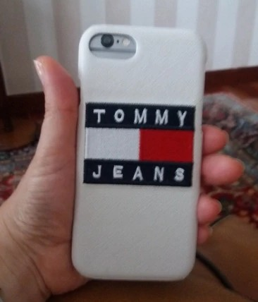 low priced 3d95b c35ea Tommy Hilfiger Phone case Iphone 6/6s #tommy... - Depop