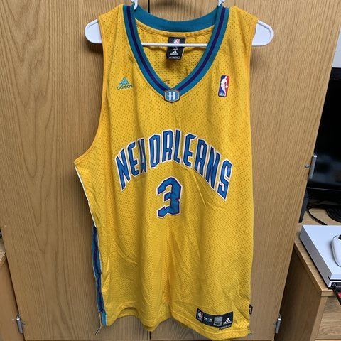 bb9af71e9 Crazy vintage New Orleans CHRIS PAUL Jersey OPEN TO on - Depop