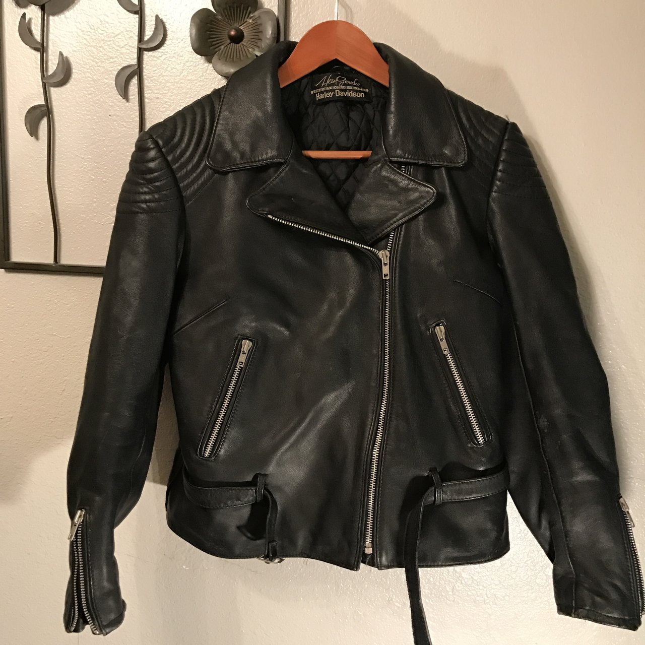 2019 year for women- Davidson Harley leather jackets collection pictures