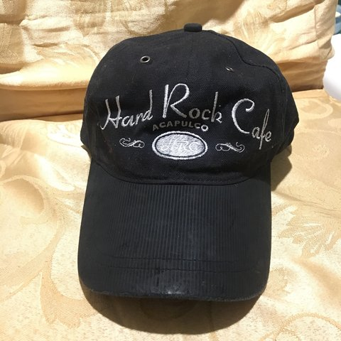 7ef3444f25c hard rock cafe hat lot but that doesn t mean you can t buy a - Depop