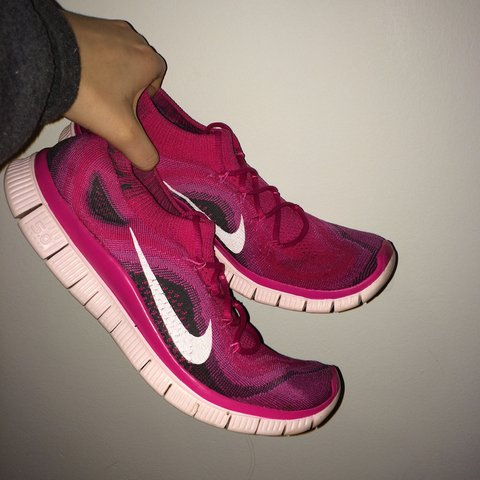 927b777eff558 ... low cost nike free 5.0 trainers in good condition and in size 6 but a  depop