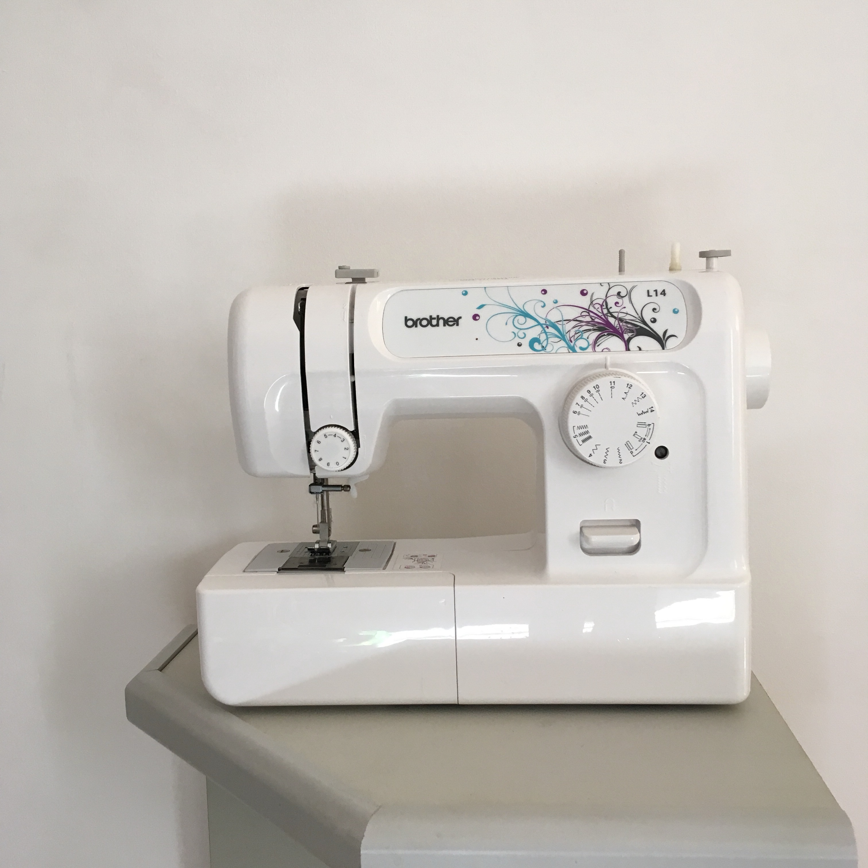 Brother sewing machine  Model L14 Product code    - Depop