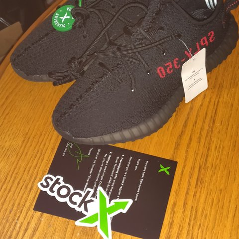 8ffcc0eacb5ce Brand new Yeezy 350 boost size 7 gs or women s 8.5 stockx to - Depop