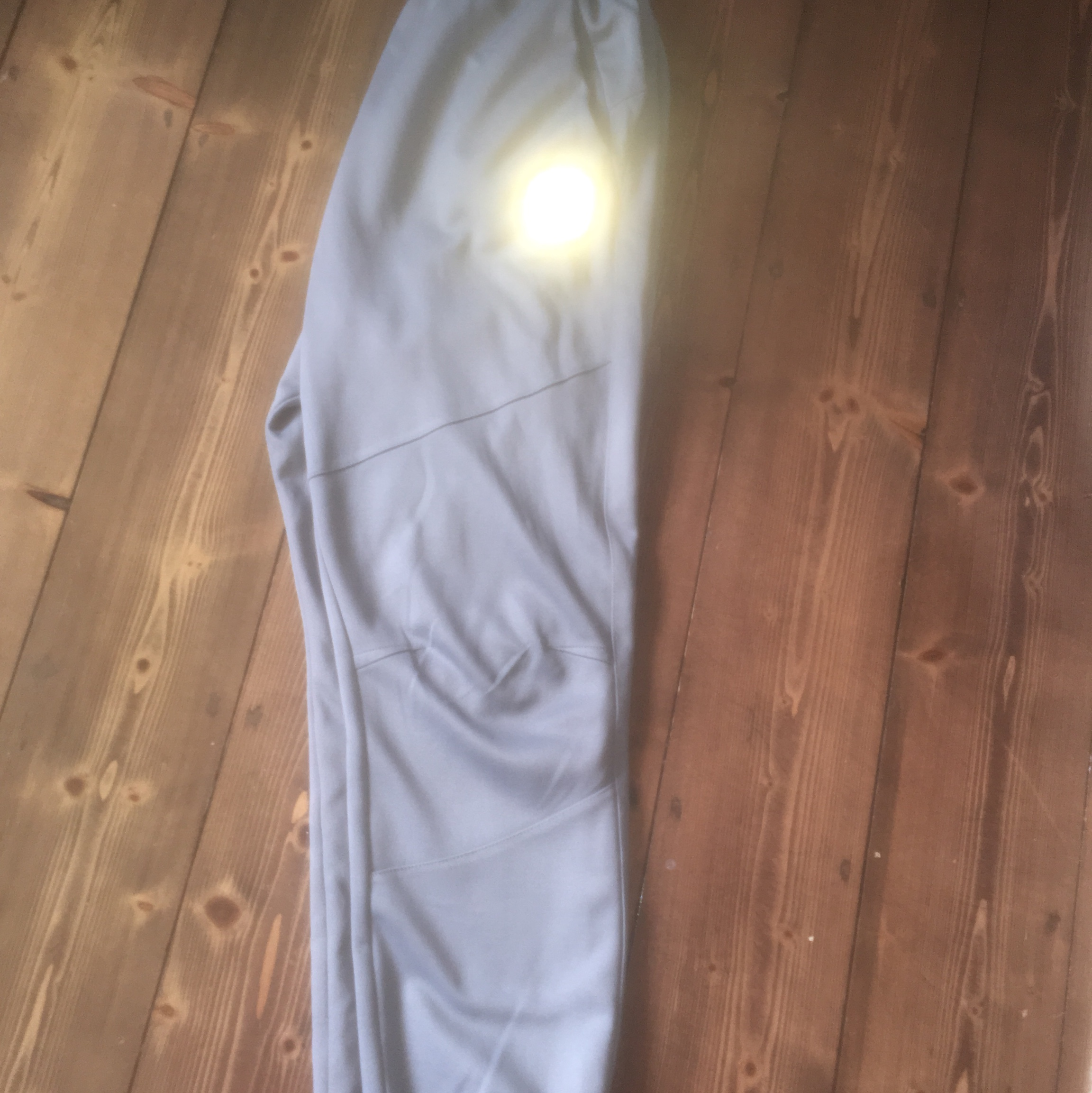 Grey nike air max tracksuit bottoms