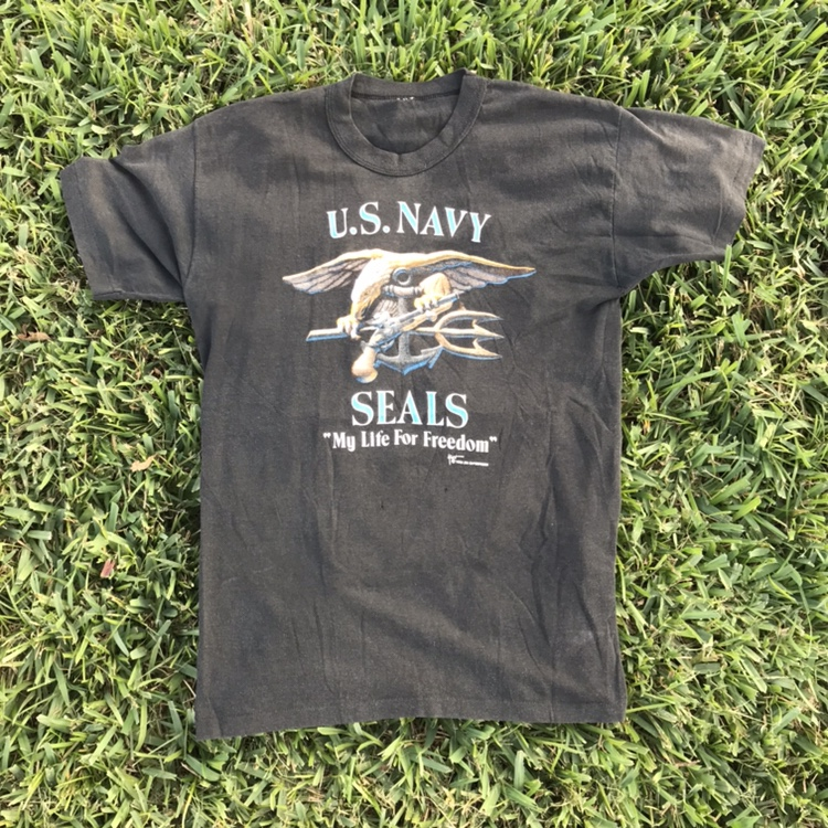 🦅1988 Navy SEALS T Shirt🦅 FREE SHIPPING The shirt    - Depop