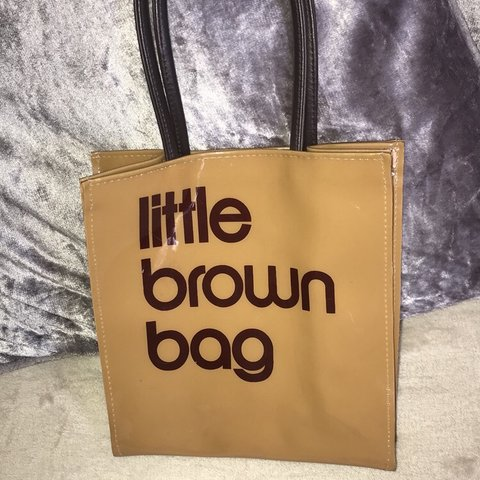 9201c2ad12fea @chelseyrigg_x. 11 months ago. Heckmondwike, United Kingdom. Bloomingdales  Little Brown Bag ...
