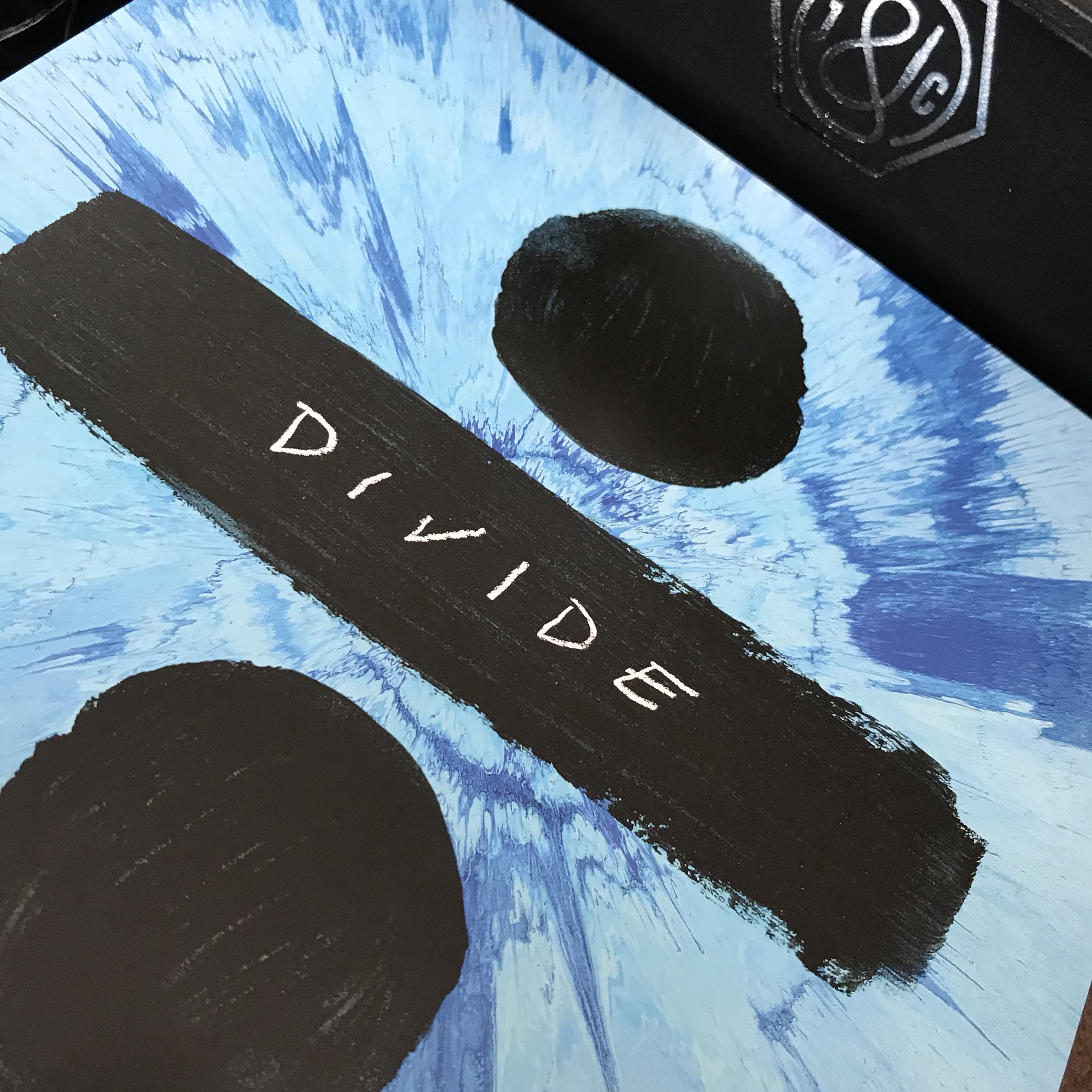 Ed sheeran - Divide vinyl record  Never used  - Depop