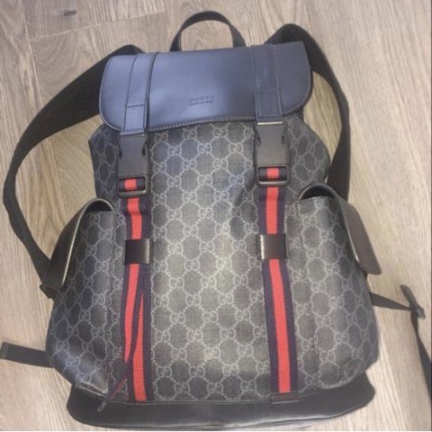 f8d88aa31063 @matt926. 9 months ago. United Kingdom. Soft GG Supreme backpack. Really  good condition. I can trade