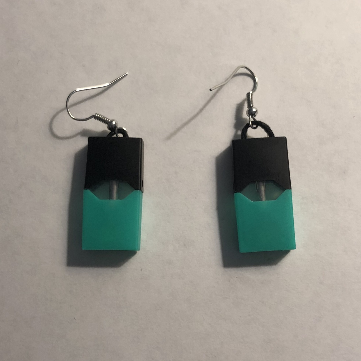 juul pod earrings •do i need to say more these are    - Depop