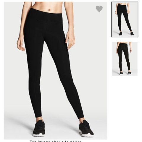 8b6ee129c893f @cheredan. 9 months ago. Bellaire, United States. PINK by Victorias secret  black leggings