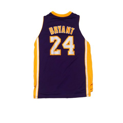 b1dc689a47d @slayfinds. 21 days ago. Gainesville, United States. Official Adidas Los  Angeles Lakers Kobe Bryant Jersey size womens ...