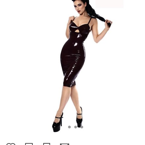 Sexy Af Pvc Dress Another 0