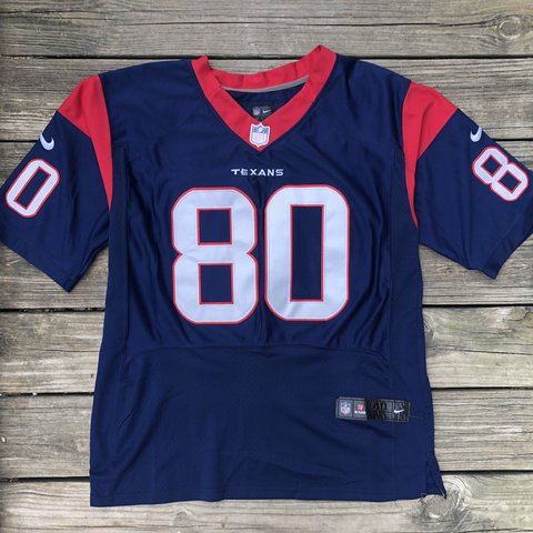a50ba88a11b @minnieandnance. 19 days ago. Brownsville, United States. Nike NFL Houston  Texans Football Jersey 80 Andre Johnson ...