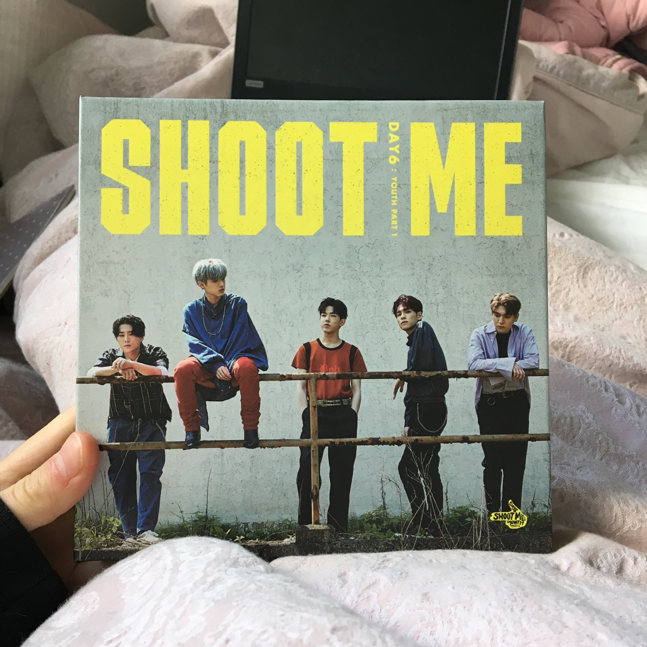 day6 shoot me album trigger version : comes with    - Depop