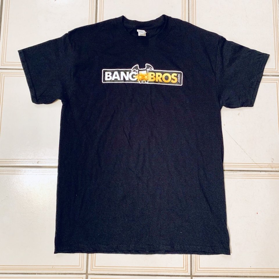 Bangg Bros bang bros t-shirt large - depop