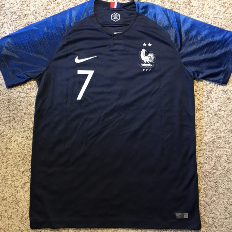 the latest 2f97d 16d88 Griezmann France Jersey ~New with Tags ~Size... - Depop