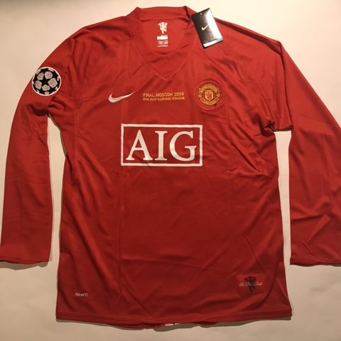 10ca0fd6e @thriftstealdeals. 2 months ago. Pittsburgh, United States. Nike Manchester  United Cristiano Ronaldo Jersey Brand New in bag