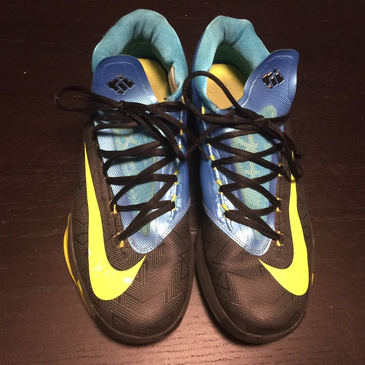 2ec3159415907 Nike KD 6 Size 10.5 Good condition 7 10 still have some life - Depop