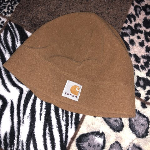 91a45e95467bb Carhartt hat size small beanie . Super warm Tags Fall ugg - Depop