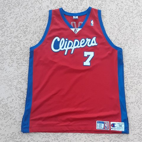 b25f72a4c8b LAMAR ODOM CLIPPERS JERSEY!!! This is a champion size XL to - Depop