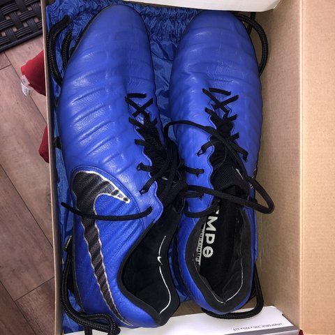 buy popular 1e32a 8dfe8  connor taylor5. 2 days ago. Stoke-on-Trent, United Kingdom. SEND OFFERS Nike  Tiempo Legend VII Elite FG - Racer Blue Black Metallic Silver