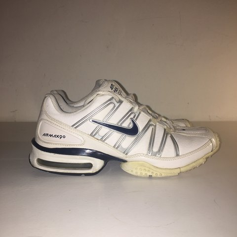 a05646e1a756eb Coolest retro original Nike air max from the 2000s ! Vintage - Depop