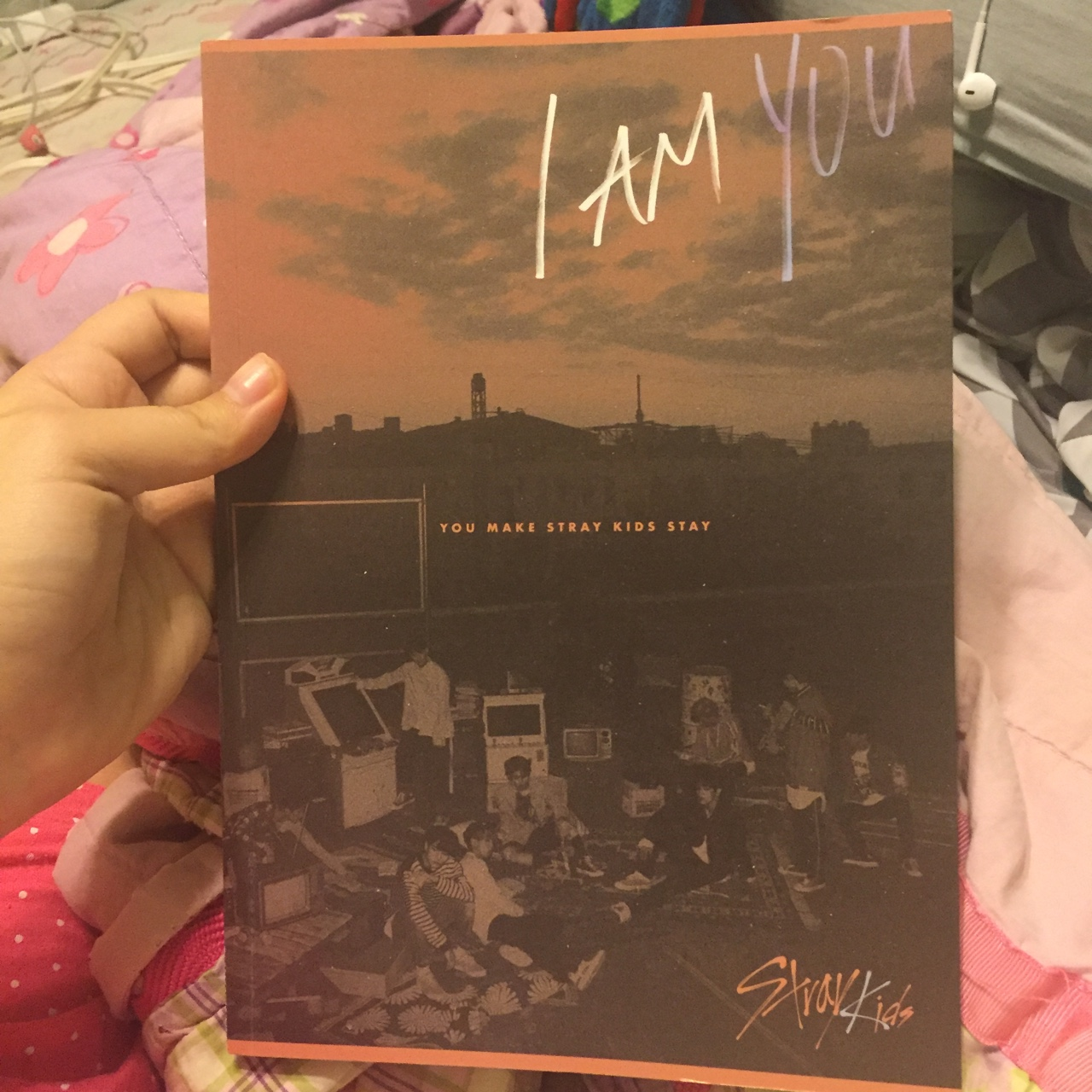 Stray Kids I Am You album no photocards but will    - Depop