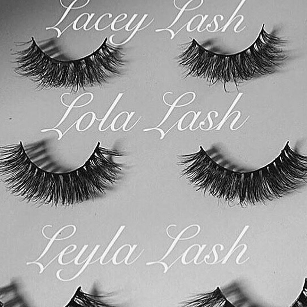954ff96822f Private listing for Lola lash LOLA LASH SVD Lashes can be - Depop