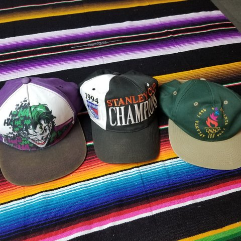 Vintage Snapback Hats >> Listed On Depop By Buzzbong