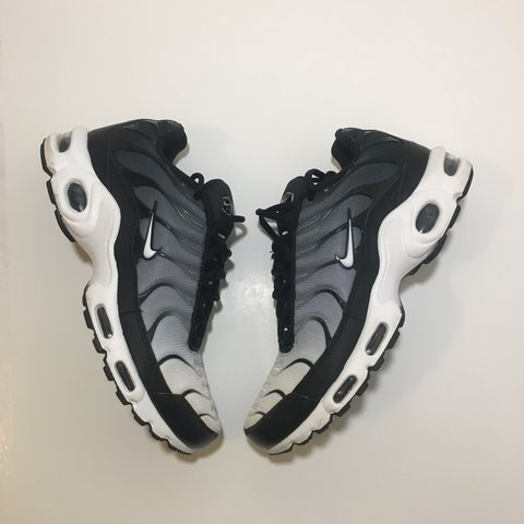 low priced cde52 8d4c7 thriftselects. 7 months ago. Arlington, United States. Nike air max plus tn  black white fade 852630 028