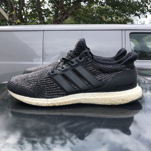 aed42c622ef27 Adidas ultra boost 3.0 Size 12 mens Missing insoles Plenty - Depop