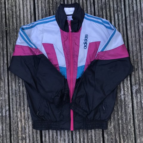 97524a5a205 ADIDAS- absolutely awesome vintage /retro Adidas shell in on - Depop