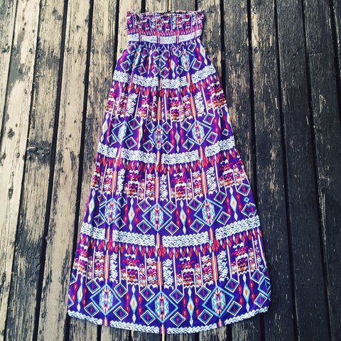 9342d51163 Forever 21 Tube maxi dress. Can we worn as a dress