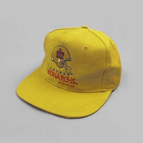 2a4013e9c9f Rare original 1991 World League football London Monarchs in - Depop