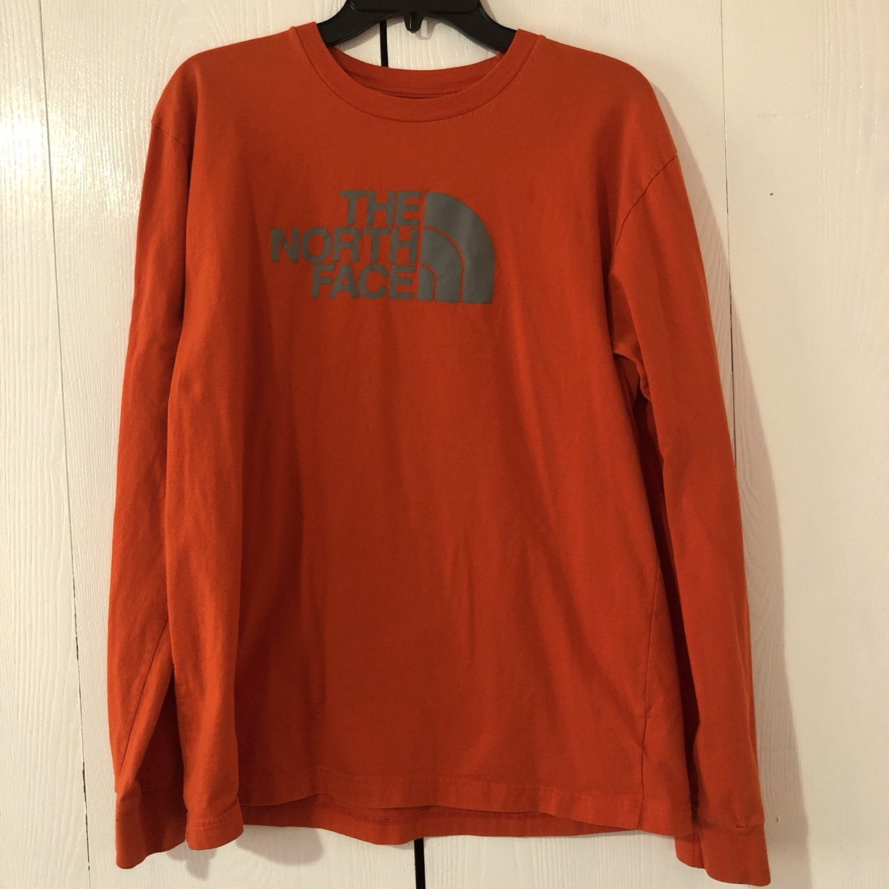 The North Face long sleeve shirt. great shirt for any large - Depop c5540bc07