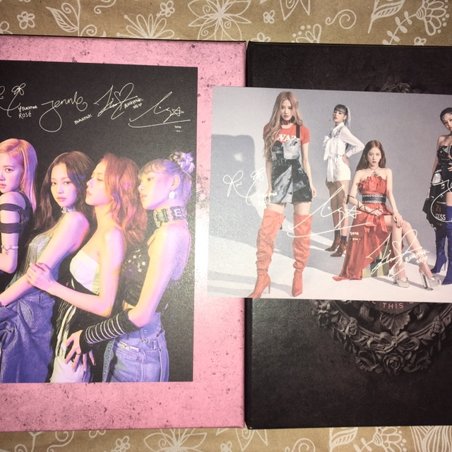 WTS/WTT Blackpink Kill this Love Albums Willing to    - Depop