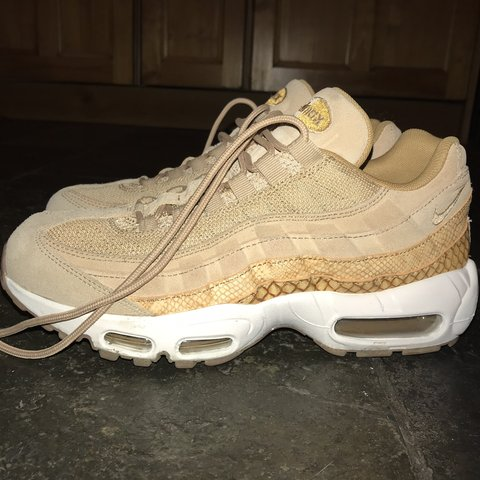 competitive price 738bc 10c74 @rebecca_frost_. 3 days ago. Welshpool, United Kingdom. Thinking of selling NIKE  AIR MAX 95 PREMIUM SE 'VACHETTA TAN'