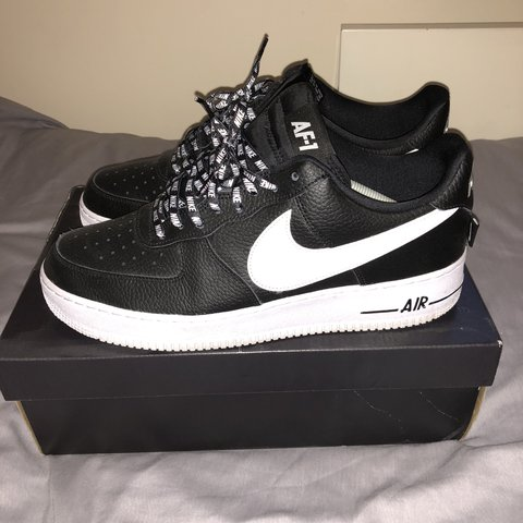 Nike 910 Size 1 Black' 11 'nba Depop Uk Air Force Black 0XPnwO8k