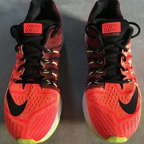 cb8f05ab4956 Nike Zoom Elite 8 Running Shoes Color  Bright US Mens new  ) - Depop