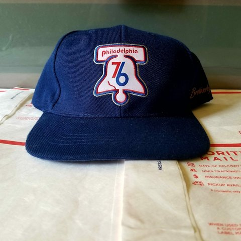 8e8e990d8d7b52 @cptlvntg. 8 months ago. Washington, District of Columbia, US. Vintage  Philadelphia 76ers snapback hat. Made by an unknown ...