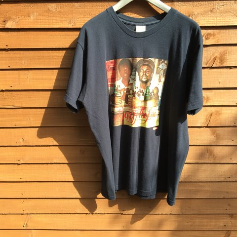 e3be99be885e @whitelew97. 10 months ago. Tiverton, United Kingdom. Supreme Buy off the bar  Tee/T-shirt. Navy blue